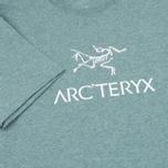 Мужская футболка Arcteryx Arc Word SS Heathered фото- 2