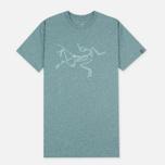 Мужская футболка Arcteryx Archaeopteryx SS Heathered фото- 0