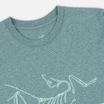Мужская футболка Arcteryx Archaeopteryx SS Heathered фото- 1