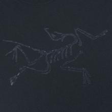 Мужская футболка Arcteryx Archaeopteryx SS Black фото- 2