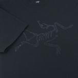 Мужская футболка Arcteryx Archaeopteryx SS Black фото- 3