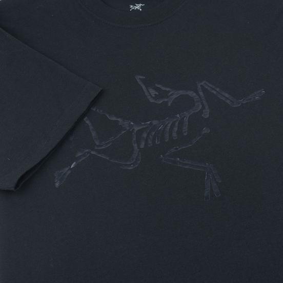 Мужская футболка Arcteryx Archaeopteryx SS Black