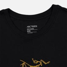 Мужская футболка Arcteryx ArcWord Black фото- 1