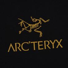 Мужская футболка Arcteryx ArcWord Black фото- 2