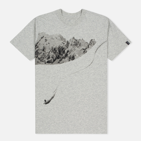 Arcteryx Journey Down Men's t-shirt Light Grey
