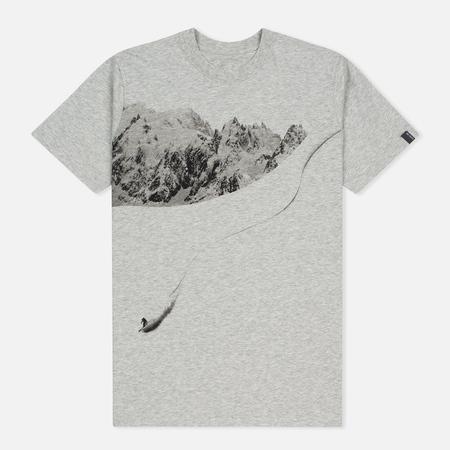 Мужская футболка Arcteryx Journey Down Light Grey