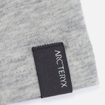 Мужская футболка Arcteryx Journey Down Light Grey фото- 3