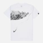 Мужская футболка Arcteryx Journey Down White фото- 0