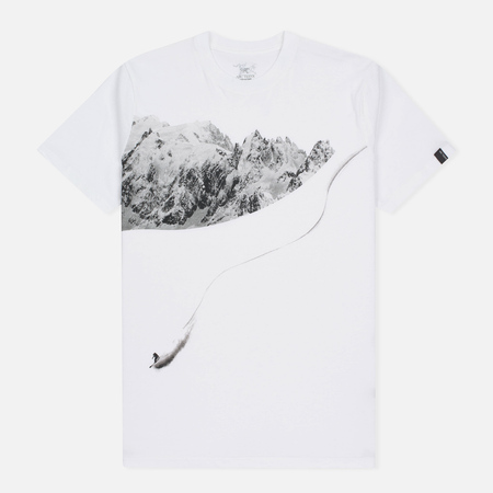 Arcteryx Journey Down Men's t-shirt White