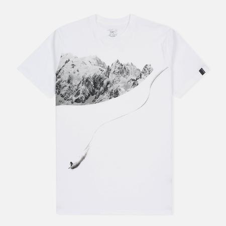 Мужская футболка Arcteryx Journey Down White