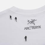 Мужская футболка Arcteryx Journey Down White фото- 2