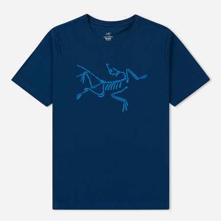 Мужская футболка Arcteryx Skeletal SS Triton
