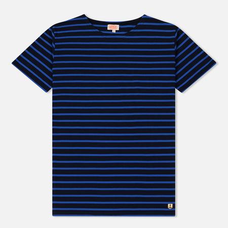 Мужская футболка Armor-Lux Mariniere Manches Courtes Marine Deep/Royal Blue