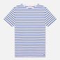 Мужская футболка Armor-Lux Heritage Mariniere Hoedic White/Etoile Royal Blue фото - 0