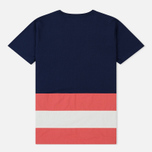 Мужская футболка ASICS CB Logo Peacoat фото- 4