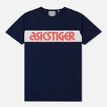 Мужская футболка ASICS CB Logo Peacoat фото- 0