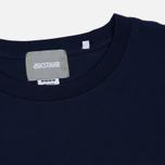 Мужская футболка ASICS CB Logo Peacoat фото- 1