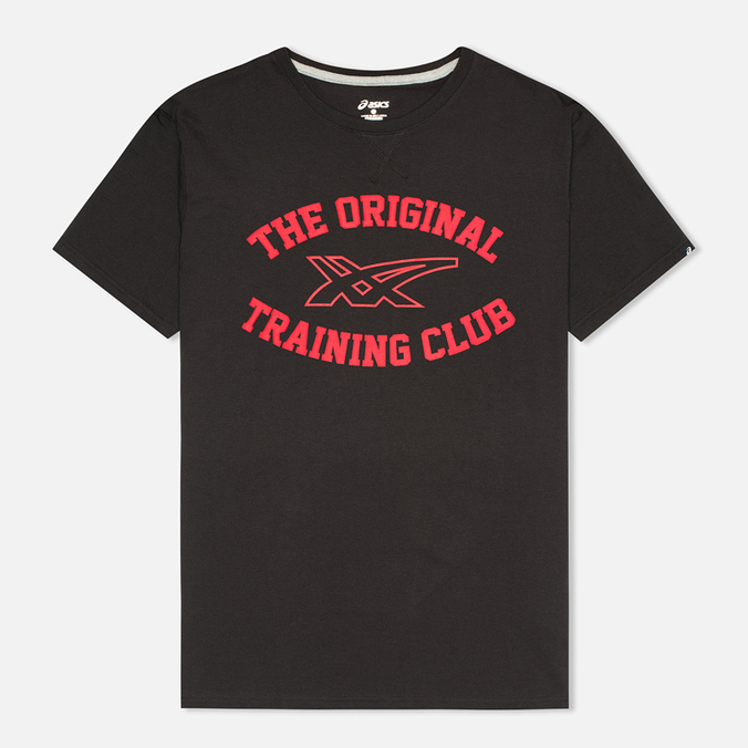 Мужская футболка ASICS Graphic Black
