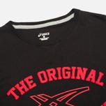 Мужская футболка ASICS Graphic Black фото- 1