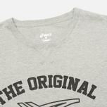 Мужская футболка ASICS Graphic Grey фото- 1