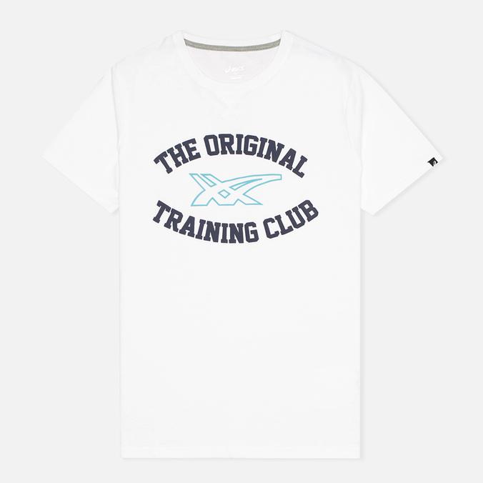 Мужская футболка ASICS Graphic White
