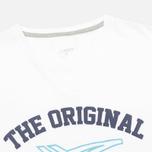 Мужская футболка ASICS Graphic White фото- 1