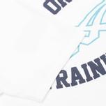 Мужская футболка ASICS Graphic White фото- 3