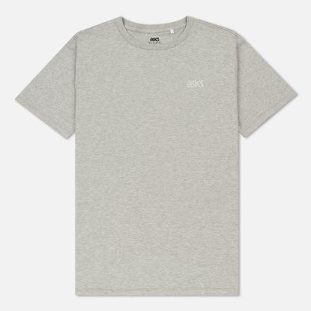 Мужская футболка ASICS Small Reflective Grey