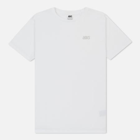 Мужская футболка ASICS Small Reflective White