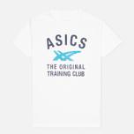 ASICS Stripes Men's T-shirt White photo- 0