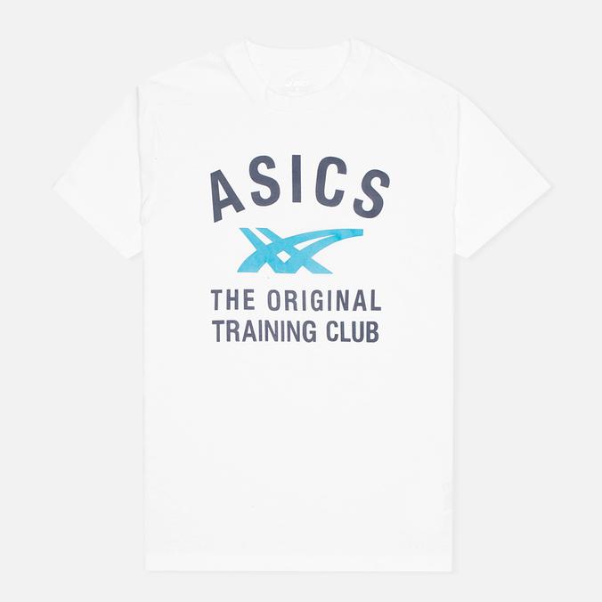 ASICS Stripes Men's T-shirt White