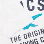 ASICS Stripes Men's T-shirt White photo- 3