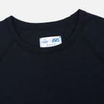ASICS x Reigning Champ Tee Men's T-shirt Black/Black photo- 1