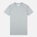 Мужская футболка ASICS x Reigning Champ Tee Grey/Grey фото- 0