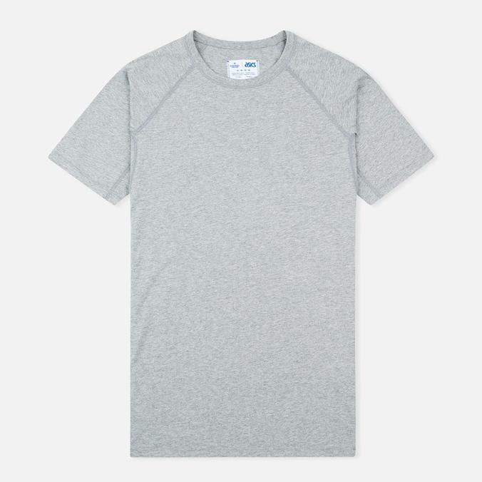 Мужская футболка ASICS x Reigning Champ Tee Grey/Grey