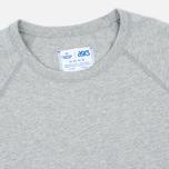 Мужская футболка ASICS x Reigning Champ Tee Grey/Grey фото- 1