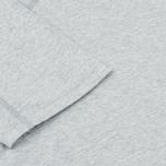 Мужская футболка ASICS x Reigning Champ Tee Grey/Grey фото- 2