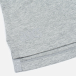 Мужская футболка ASICS x Reigning Champ Tee Grey/Grey фото- 3