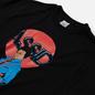 Мужская футболка ASSID Al Black фото - 1