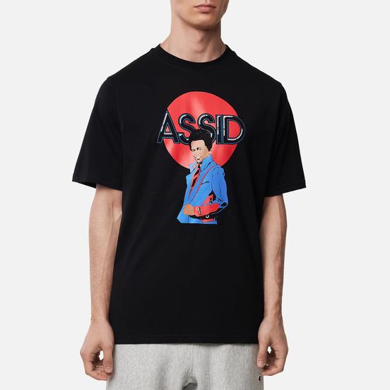 Мужская футболка ASSID Al Black