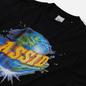 Мужская футболка ASSID Bad World Black фото - 1