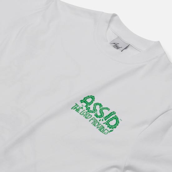 Мужская футболка ASSID The Lord Provides White
