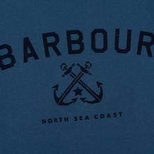 Мужская футболка Barbour Asher Deep Sea фото- 2