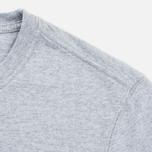 Barbour Beach Bungalow Men's T-shirt Grey Marl photo- 3