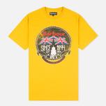 Мужская футболка Barbour Beach Bungalow Mustard фото- 0