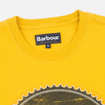 Мужская футболка Barbour Beach Bungalow Mustard фото- 1