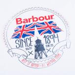 Мужская футболка Barbour Beach Bungalow White фото- 2