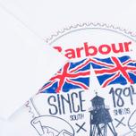 Мужская футболка Barbour Beach Bungalow White фото- 3