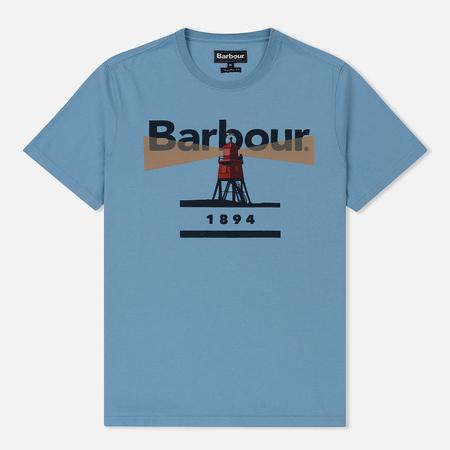 Мужская футболка Barbour Beacon 94 Blue