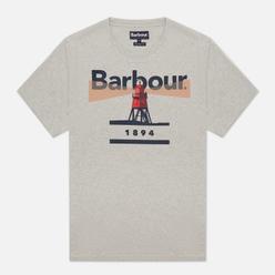 Мужская футболка Barbour Beacon 94 Grey Marl